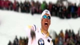 Marcus Hellner - knockout på Petter Northug VM2011