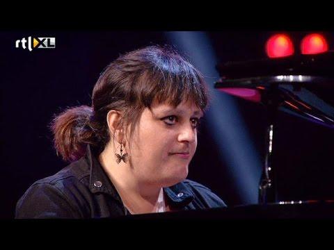 Lisette Brillemans - piano | Audities | HOLLAND'S GOT TALENT 2014