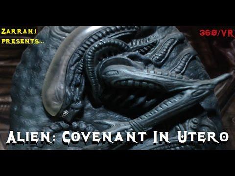 Download ALIEN VR Covenant In Utero エイリアン | Oculus 360 + STAR WARS bonus!