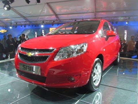 Chevrolet Sail U-VA Hatchback India Walk Around Exterior Review