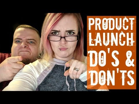 Etsy Product Line Launch Do's and Don'ts- Q&A