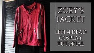 Zoeys Jacket Tutorial
