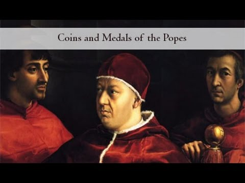 Künker Auctions 281 and 283: Coins and Medals of the Popes