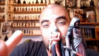 Star Wars The Vintage Collection Expanded Universe Darth Malgus REVIEW DE FLAME HD