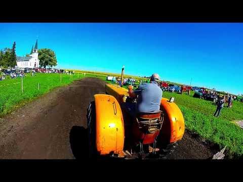 Minneapolis Moline GVI Tractor Pull