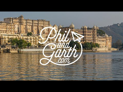 Experience Udaipur, India in 60 Seconds