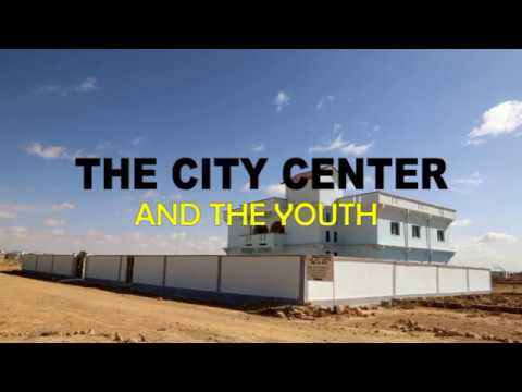THE CITY CENTER AND THE YOUTH BY KAALO NEDERLAND