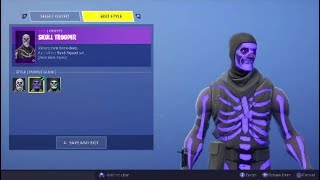 $3000 OG Rare Fortnite Account Giveaway? 183 Skins Ghoul Trooper and more.