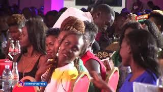 Alex Muhangi Comedy Store August 2018 - Oga Obinna Kenya