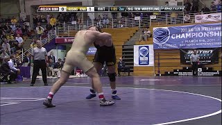 Big Ten Rewind - 2011 Championships - Heavyweight - Minnesota's Tony Nelson vs. Iowa's Blake Rasing