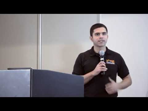 An Update on Distributed Computing with Spark, Reza Zadeh 20141025