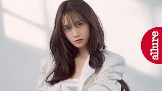 윤아의 청순미, 청량미, 중성미까지! Yoona | 얼루어코리아 Allure Korea - Stafaband