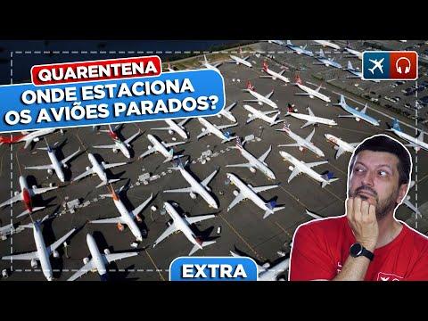 Onde Estão Ficando Os Aviões? EP. 589