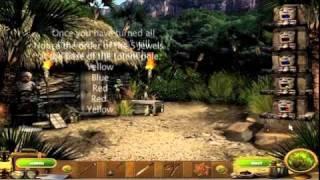 Escape from Thunder Island - Totem Pole Puzzle Walkthrough