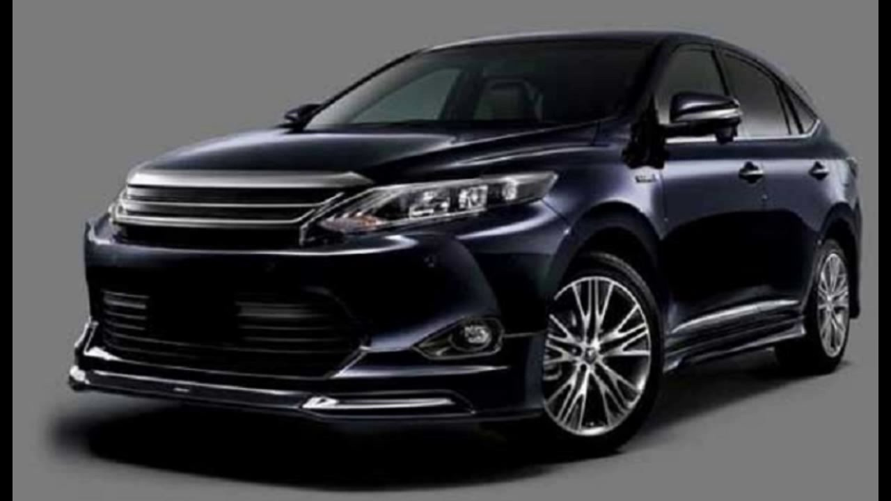 Toyota Harrier - Japanese SUV