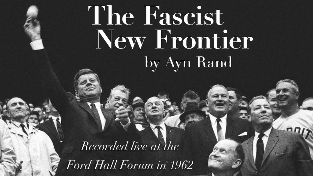 The Fascist New Frontier - YouTube