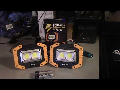 hokoiln-cob-led-work-lamp-2-pack-warning:-strobe-demo