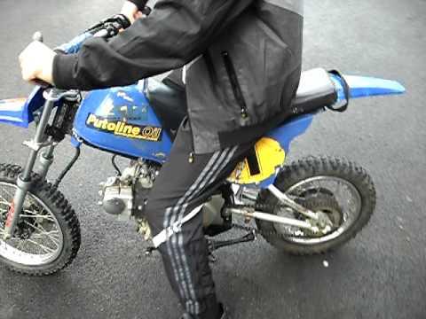 Yamaha Kifs Bike