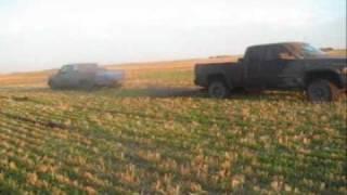 Cummins vs 6.5L diesel Tug o War