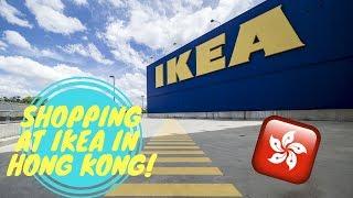 What Will We Buy! | Shopping At Ikea In  Hong Kong, Causeway Bay | Postcards 2 Texas
