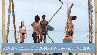 EXPEDITIE ROBINSON 2016 - AFL 7 PROEF GEWONNEN! - Anna Nooshin