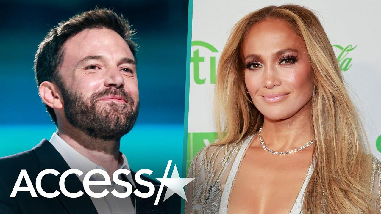 Jennifer Lopez 'happy' with Ben Affleck