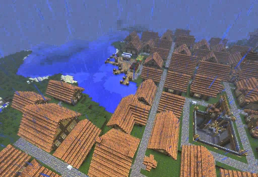 фото красивые деревни