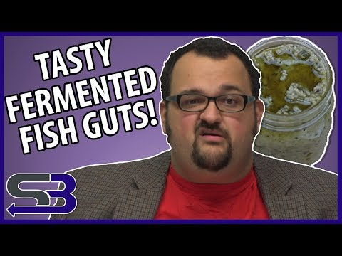 Romans ATE Fermented Fish Guts?!