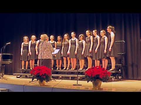 Fontbonne Academy Christmas Concert 2018