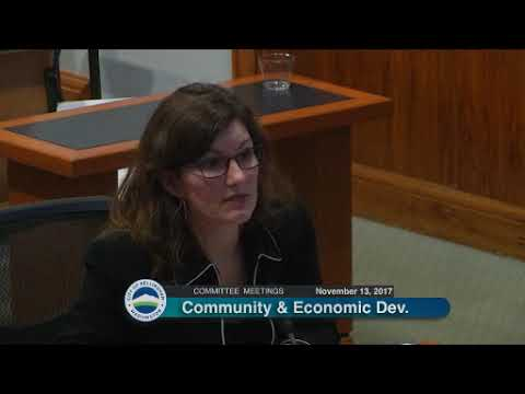 Community and Economic Development Committee