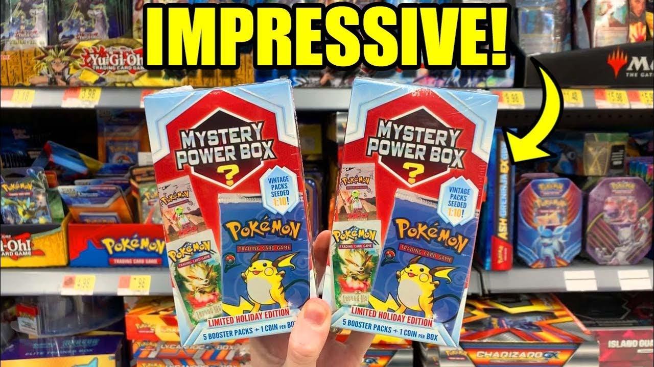 I made a HUGE $100 CUSTOM POKEMON CARDS MYSTERY BOX for a ... |Pokemon Mystery Box