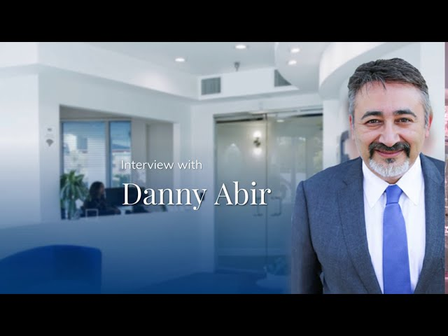 ACTS Law Interview With Managing Partner, Danny Abir