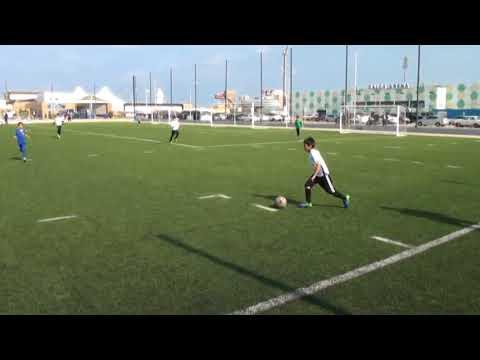 Respublika çempionatı U10: FK Qarabağ -İsgəndər Cavadov BFA  10:1 (tam oyun, 15.10.2017)