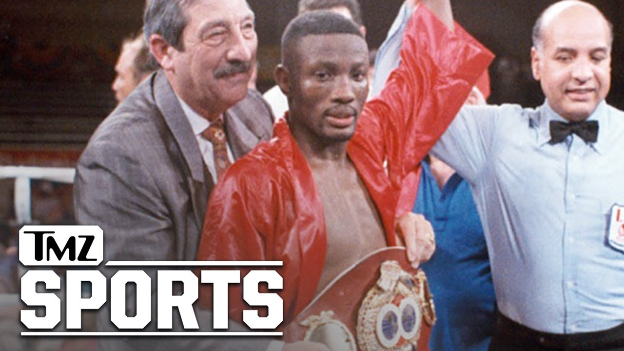 Boxing legend Pernell 'Sweet Pea' Whitaker dies after being struck by vehicle in Virginia Beach