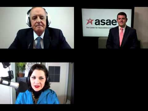 Association Chat interview with ASAE's John Graham and ASAE Board Chair Scott WIley