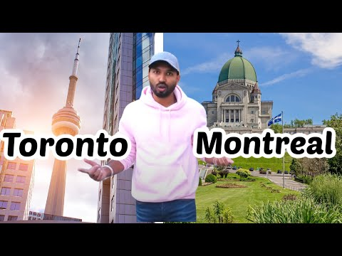 Montreal Vs Toronto | Living Cost And Work Opportunities In Canada Mls