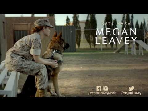 MEGAN LEAVEY Official Full online 2017 Kate Mara, War Dog, Drama Movie HD