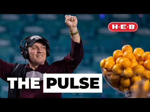 """The Pulse: Texas A&M Football   """"We Ain't Done Yet""""   S7 EP10"""