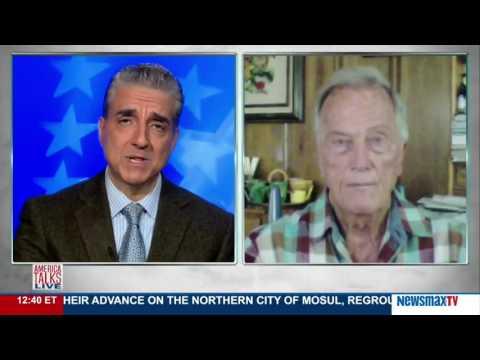 America Talks Live | Pat Boone weighs in on Trump's Triumph