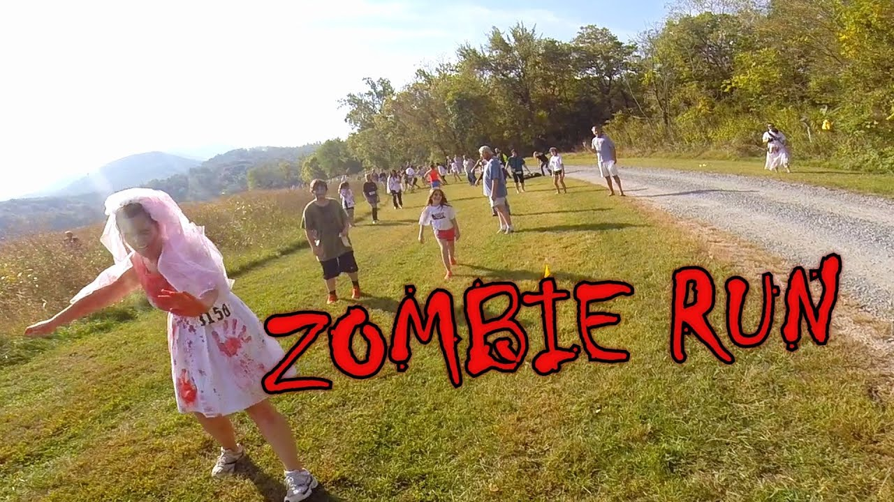 "GoPro: Roanoke '""Run For Your Life"" Zombie Run 2013"