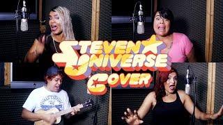 Steven Universe - We Are The Crystal Gems / Somos Las Gemas ...