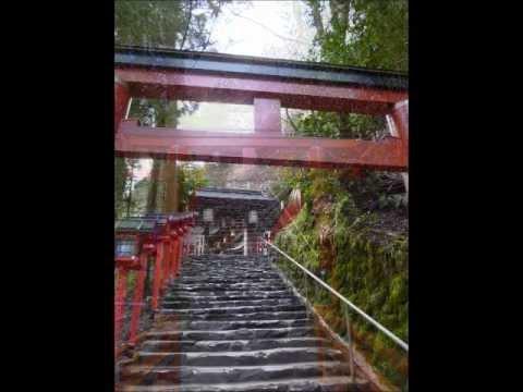 京都のパワースポット(Kyoto power spot)貴船神社