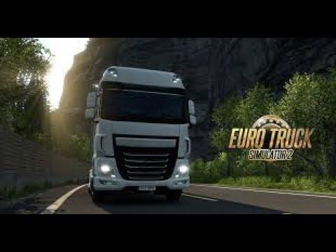 Lets Play Euro Trucking Simulatr 2 Episode 14