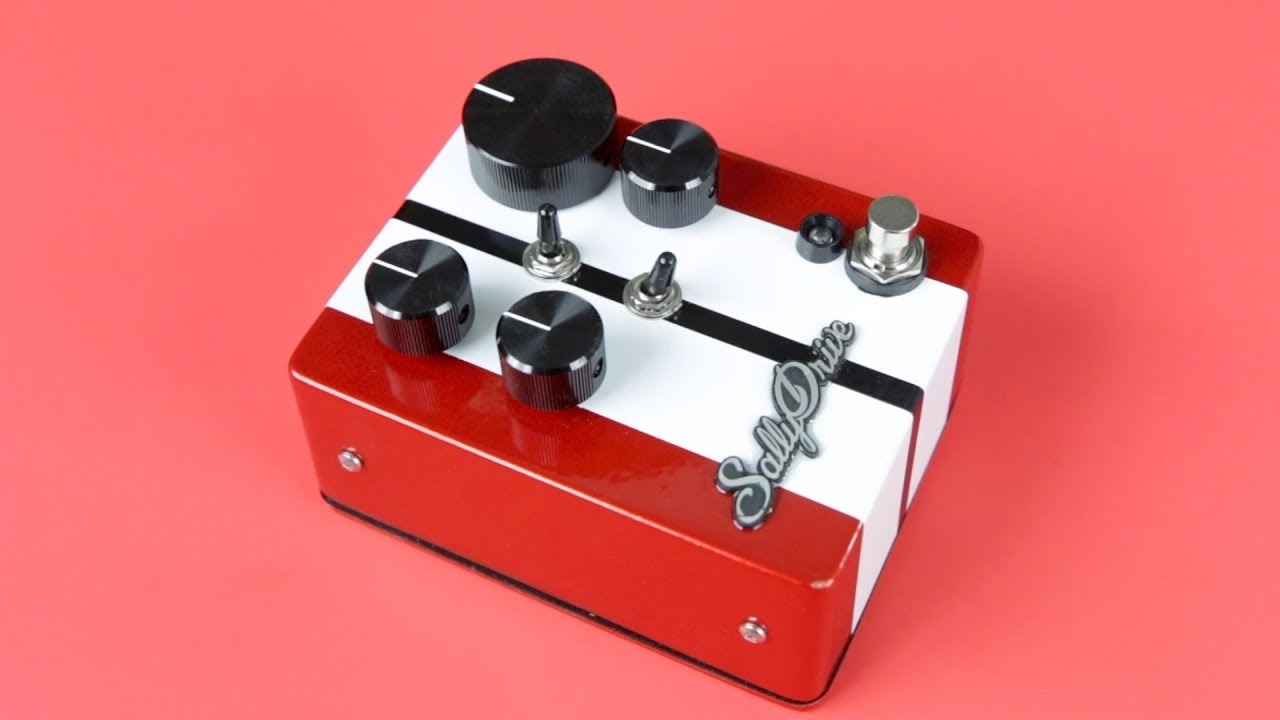 6 Degrees Fx Sally Drive 5th Anniversary Overdrive