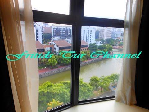 Singapore. Travel. ROBERTSON QUAY Hotel 3 *Review. Singapura.