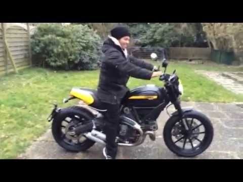 Ducati Scrambler Full Throttle Sound Youtube