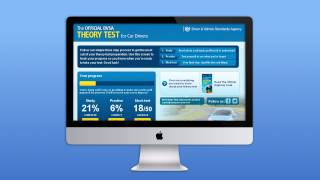 Prepare for your car theory test (DVD-ROM)