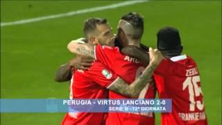 Perugia - Virtus Lanciano 2-0