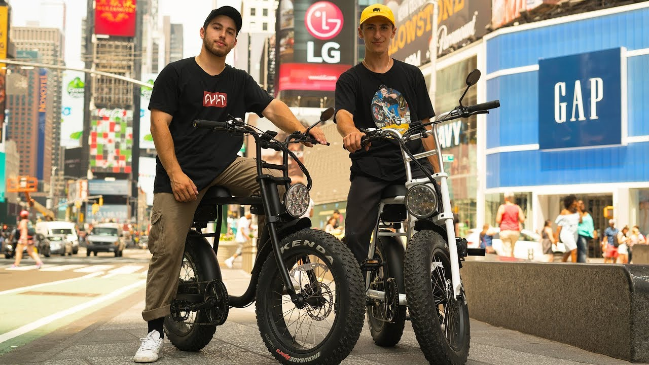 1700 E Bike Vs 2200 Super 73 The Ultimate Test Pt 2 Youtube