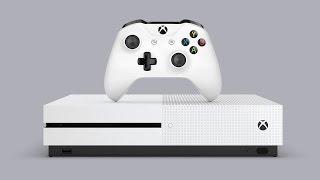 Xbox One S Kutusundan Çıkıyor